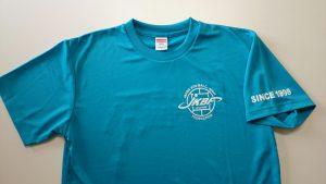 20周年記念Tシャツ前